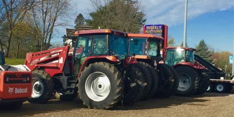 HEAVY EQUIPMENT ONLINE AUCTION by HILL AUCTIONS, Viroqua, Wisconsin