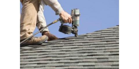 Living on the edge to get your roof done right!, Lake Havasu City, Arizona