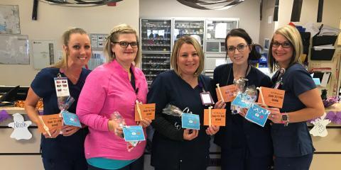 National Emergency Nurse's Day, Gatesville, Texas