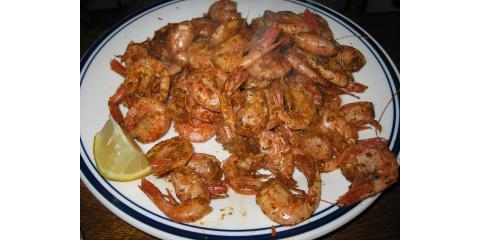 Seafood, it's what's for dinner!, Bon Secour, Alabama