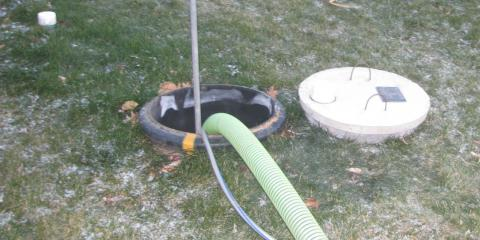 What to do when septic tank problems cause a backup b 39 s for Sewage backing up into house