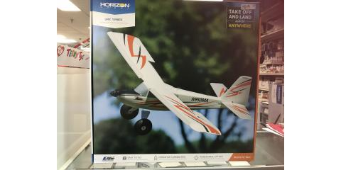 New R/C Plane at Hobbytown USA, Brandon, Florida