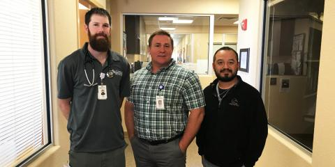 Improving Lung Health- Respiratory Care Week 2017, Gatesville, Texas