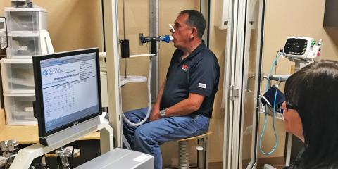 What is a Pulmonary Function Test?, Gatesville, Texas
