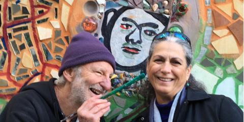 Lulu Flores' Austin—Philadelphia Art Connection, Austin, Texas