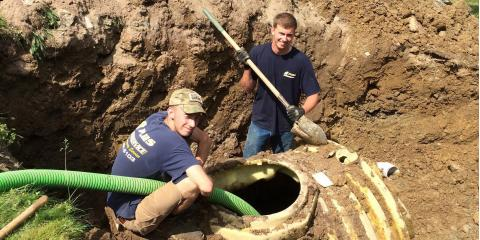 When to Repair & Replace Your Septic Tank, Wawayanda, New York