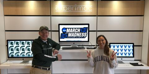 March Madness is Here!, King of Prussia, Pennsylvania