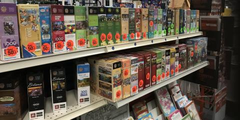 PUZZLE SALE AT THE BRANDON HOBBYTOWN STORE!, Brandon, Florida