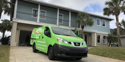 Free Mold Estimates by SERVPRO, St. Augustine, Florida
