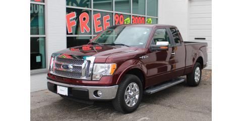 2010 Ford F150 Lariat--Used Trucks--Dealership, Midland, Missouri