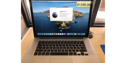 """2014 MacBook Pro - 15"""" Retina, Gilbert, Arizona"""