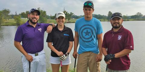 CMHS Golf Team Places 2nd , Gatesville, Texas