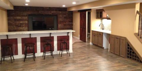 Basement Renovation Inspiration From South Metro Custom Remodeling, Lakeville, Minnesota