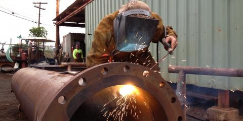 3 Reasons to Leave All Welding Projects to a Professional, Puunene, Hawaii