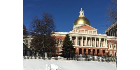 Snowy Boston, Boston, Massachusetts
