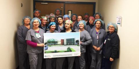 Operating Room Nurse Week, Gatesville, Texas