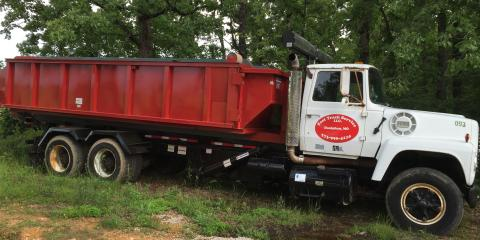 How to Make Your Trash Pickup Easy on Your Garbage Man This Summer, Jordan, Missouri