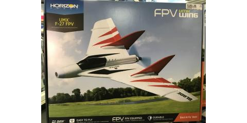 Springtime is a great time to fly an R/C plane!, Brandon, Florida