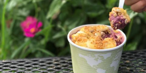 Hawaiian Farm Cafe Debuts Locally Grown Acai Bowls , Kahuku, Hawaii