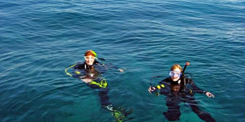 Escape The Cold Weather by Taking a Scuba Diving Trip With Sea Dwellers Dive Center in Key Largo, Key Largo, Florida