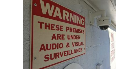 Internet & Security Cameras from a Distance, Parkville, Maryland