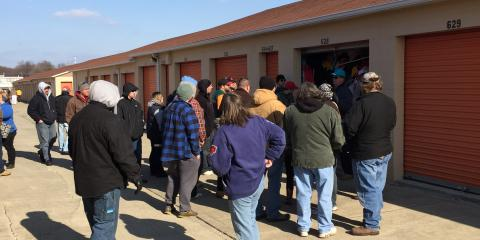 How a Storage Auction Works & Finding One Near You, Toledo, Ohio