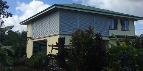 3 Reasons to Install Hurricane Shutters , Hilo, Hawaii