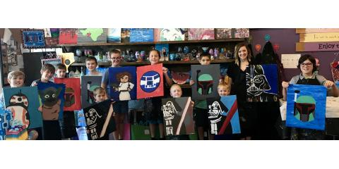 Star War's! Trivia and Costume Contest Paint Party!, Keller, Texas
