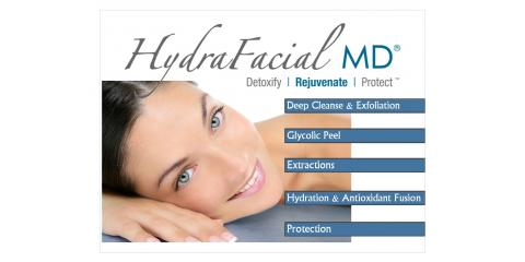 HydraFacial MD Fall Promotion, Babylon, New York