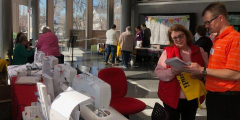 Celebrate National Quilting Month With Bernina Sewing Center of Lincoln!, Lincoln, Nebraska