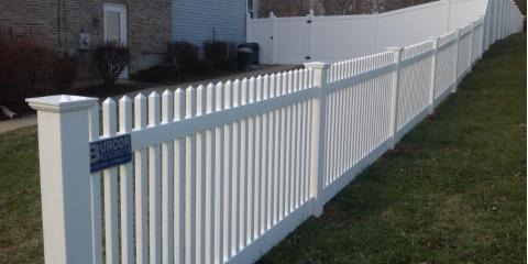 Take Advantage of Great Winter Fence Pricing From Burcor Fencing, Florence, Kentucky