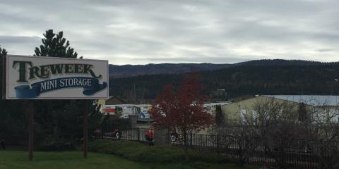 Treweek Mini Storage , Storage Facility, Services, Kalispell, Montana