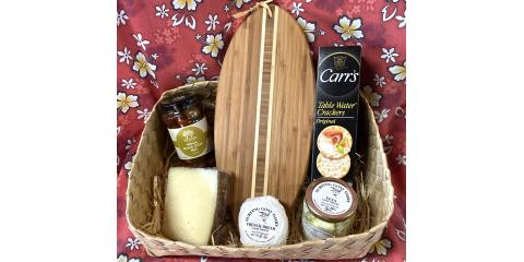 Surfing Goat Dairy Rolls Out New Gift Baskets, ,