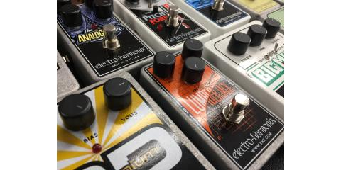 Absolute Music's Cool Pedals For Summer, Fairborn, Ohio