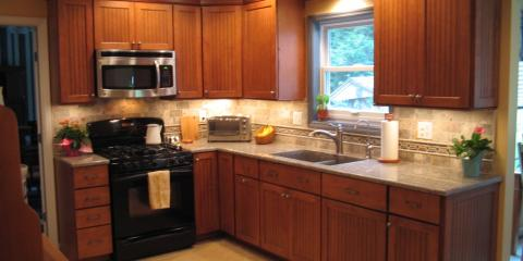 Top 3 Tips to Remember When Remodeling a Small Kitchen, Blue Ash, Ohio