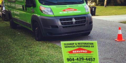 Why hire SERVPRO's St Augustine location over someone who has been in business a very long time..., St. Augustine, Florida