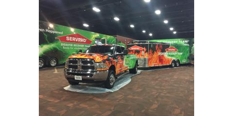 What Does a SERVPRO do? Part II SERVPRO's St. Augustine location. , St. Augustine, Florida