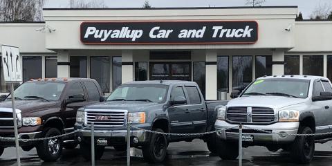 Why Choose a Diesel Truck in Puyallup near Enumclaw?, Puyallup, Washington