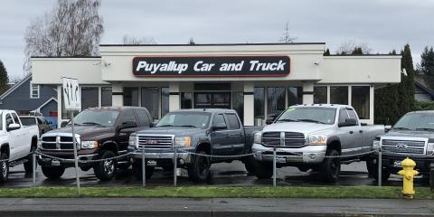 3 reasons why the 2007 Toyota tundra is the best used truck. , Puyallup, Washington