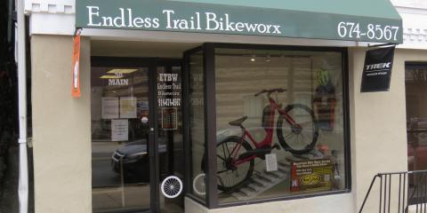 New bikes in stock, Dobbs Ferry, New York