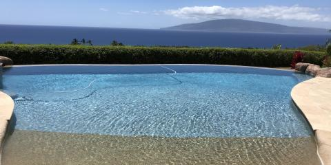 A Guide to Gunite Pools, Kihei, Hawaii