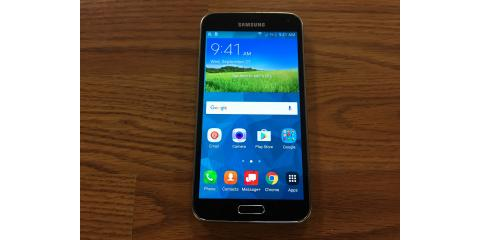Samsung Galaxy 5 used $129, Russellville, Arkansas
