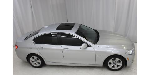 2011 BMW 528i--Pre-Owned Cars--Dealership, Midland, Missouri