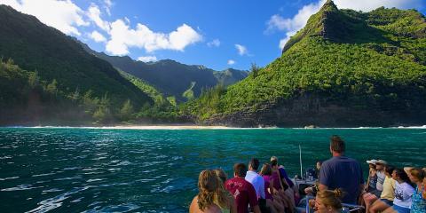 5 Sea Caves to Discover on the Nā Pali Coast, Kekaha-Waimea, Hawaii