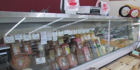LaGrander's Hillside Dairy Products Now Available at Tomah's Delicatessen, Byron, Wisconsin