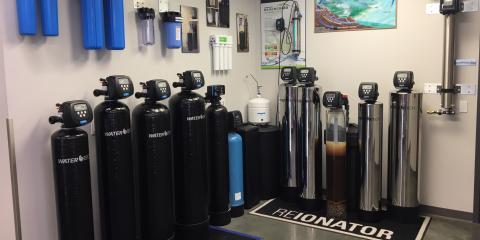 Water Testing/Treatment, Colville, Washington