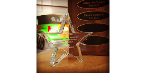 Employee of the month recognition by SERVPRO's St. Augustine location., St. Augustine, Florida