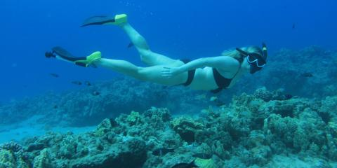 Why You'll Want to Go Snorkeling & to a Luau the Same Day, Ewa, Hawaii