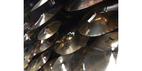 Absolute Music Cymbals, Cymbals, Cymbals !, Fairborn, Ohio