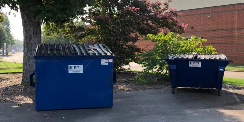 Common Questions Regarding Front-Load Dumpsters, Russellville, Arkansas